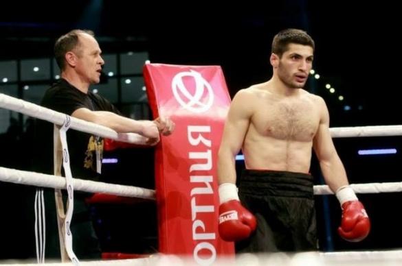 Містян закликають підтримати черкаського боксера на столичному турнірі