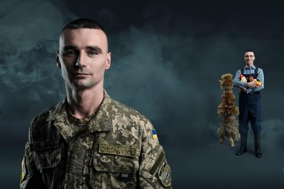 Черкаський боєць опинився серед учасників приголомшливого проекту (ФОТО)
