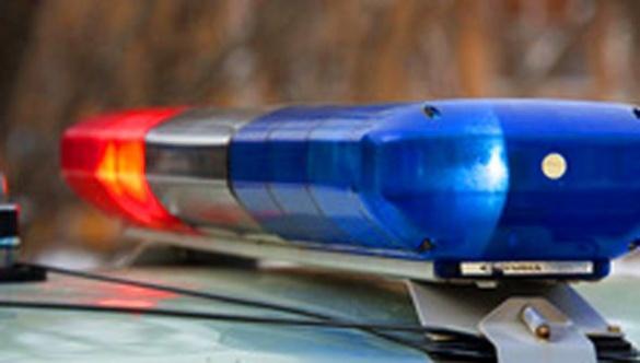 На Черкащині грабіжники на побитому авто втекли від поліції