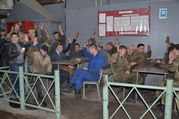 Працівники черкаського заводу бунтують проти директора, який занапастив підприємство