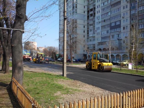 У Черкасах капітально відремонтують ще шість вулиць
