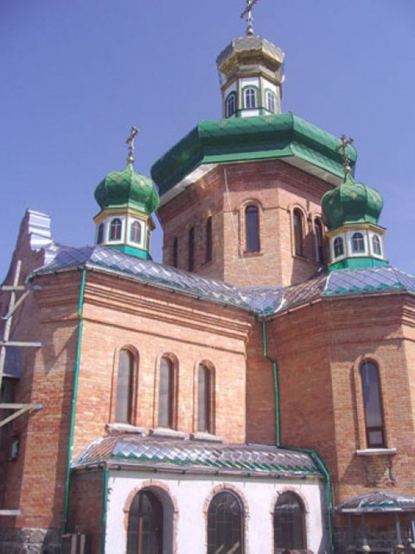 Вартість розпису черкаської церкви – 350 доларів за квадратний метр