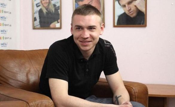 Черкаський футболіст перевтілився у поліцейського