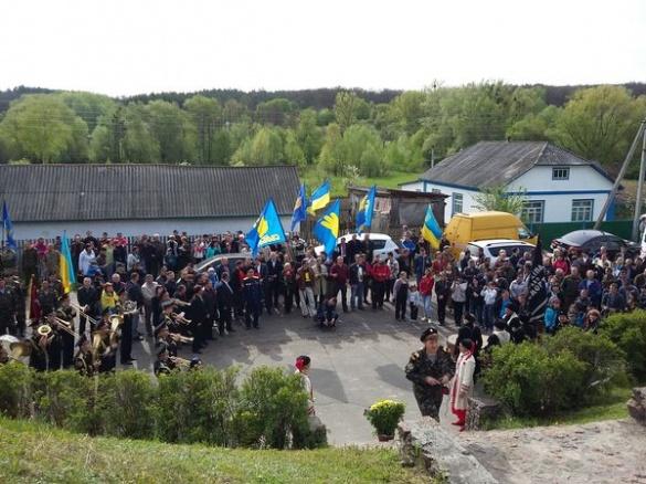 Холодний Яр об'єднав патріотів на Черкащині (ФОТО)
