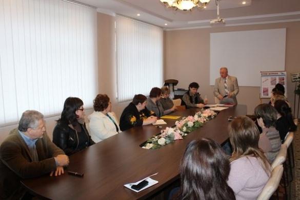 Працівників черкаського училища навчили запобігати тероризму