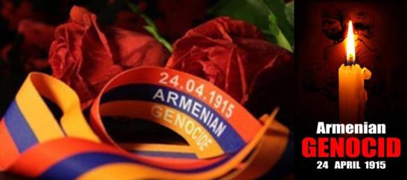 У Черкасах вшанували пам'ять жертв Геноциду вірмен