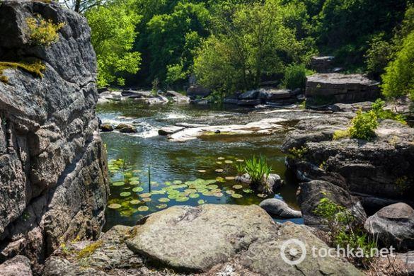 Три неймовірних каньйони Черкащини, куди можна поїхати відпочивати на вікенд (ФОТО)