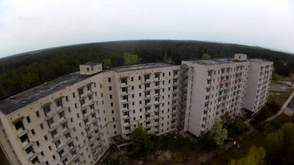 Черкаські журналісти побували у селищі, що схоже на Прип'ять (ВІДЕО)
