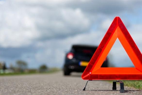 ДТП за участі трьох автомобілів сталася в Черкасах