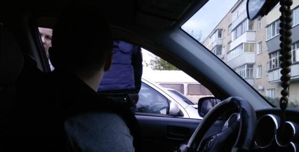 Суперечка з патрульними: молодик їхав за черкаською поліцією