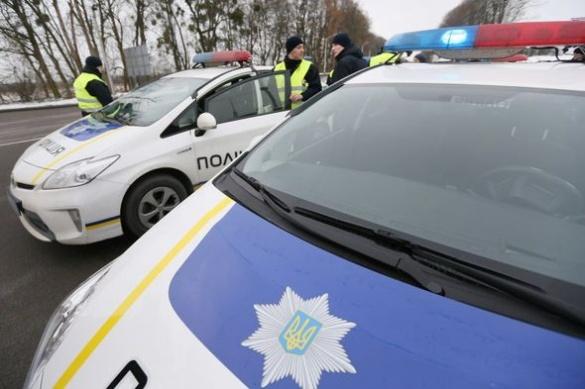У мережі показали погоню черкаських копів за машиною
