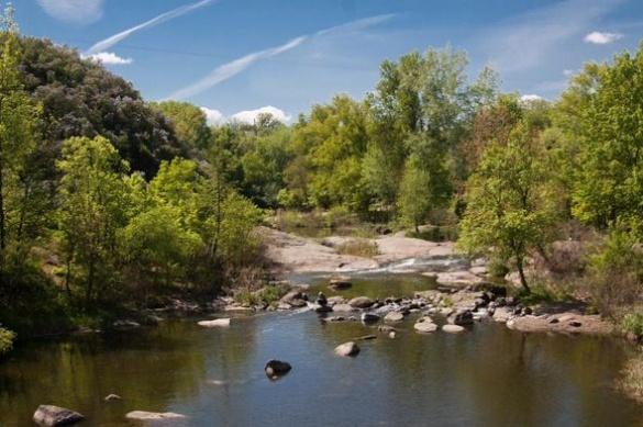 У мережі з'явилися фото неймовірно красивого парку на Черкащині
