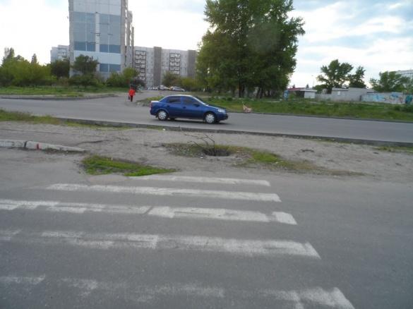 Біля черкаського Річпорту містяни можуть втрапити у
