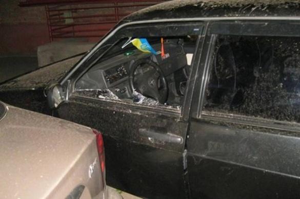 Студент влаштував погром автомобілів, щоб проїхатися нічною Уманню