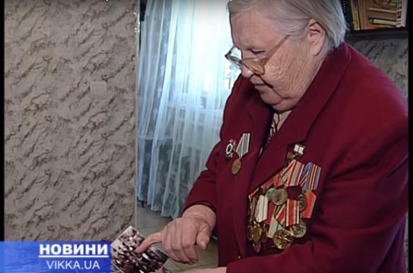 Ветеран війни з Черкас поділилася спогадами про Другу світову