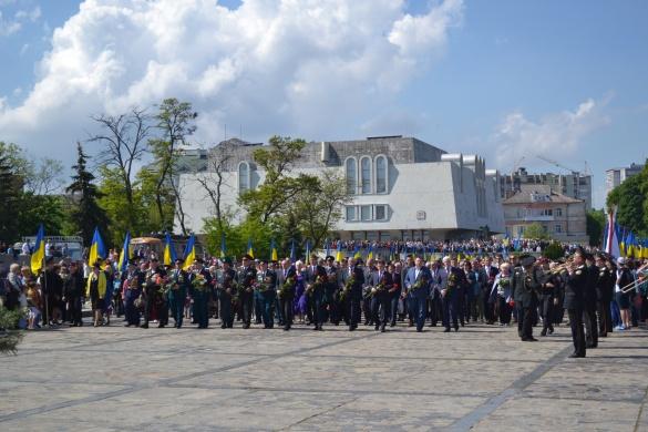 Кілька тисяч черкащан вшанували пам'ять загиблих на війні