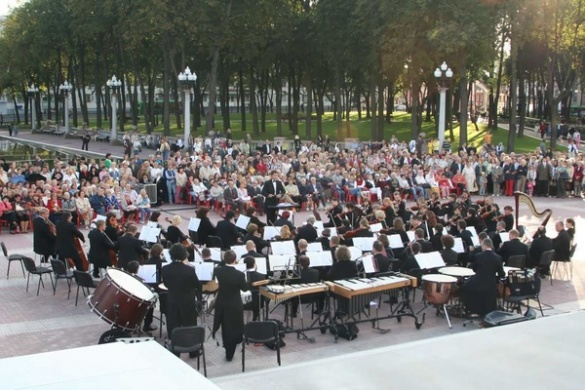 У Черкаській області просто неба заграє симфонічний оркестр