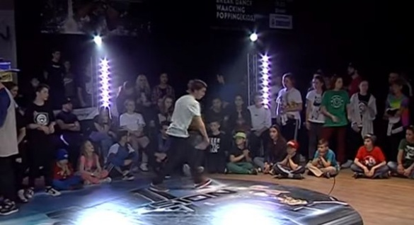 Черкаси стали столицею для танцювального батлу