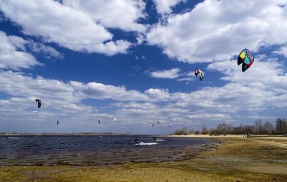 У мережі розмістили яскраві світлини весняного Дніпра (ФОТО)