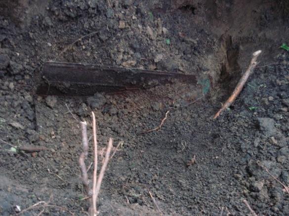 На Черкащині знайшли авіаційну бомбу, вагою 50 кг