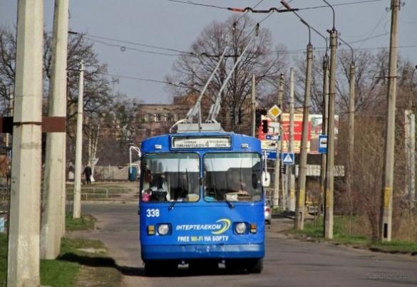 Черкаські тролейбусники погрожують страйком через зарплатні борги