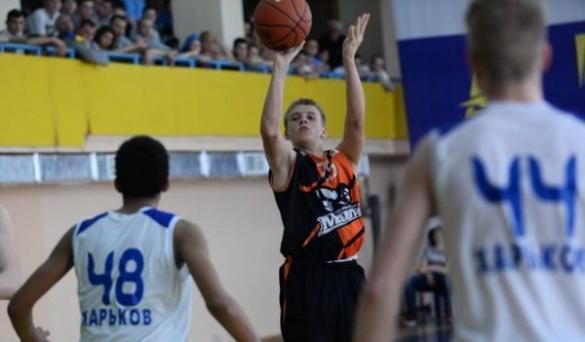15-річні юнаки з Черкас стали чемпіонами України