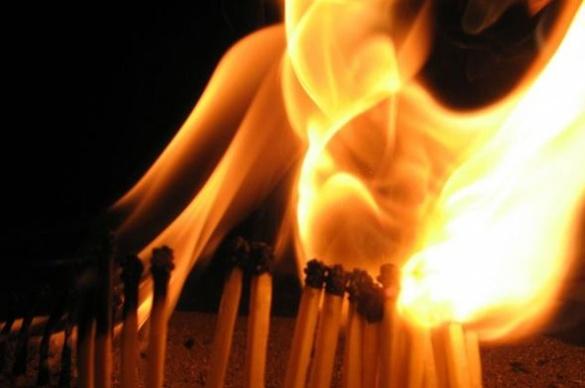 У Черкасах пожежники врятували життя безхатченку