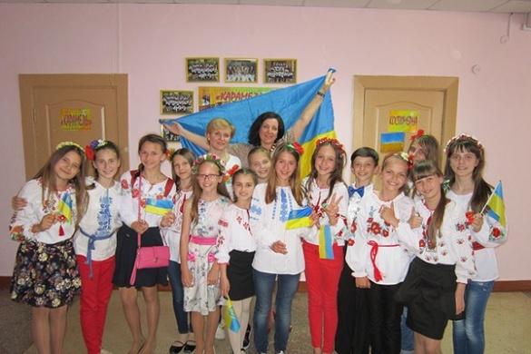 Черкащани здобули перемогу на конкурсі, що є аналогом дитячого Євробачення