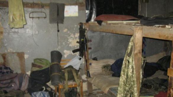 Черкаську волонтерку шокували умови життя бійців АТО (ФОТО)