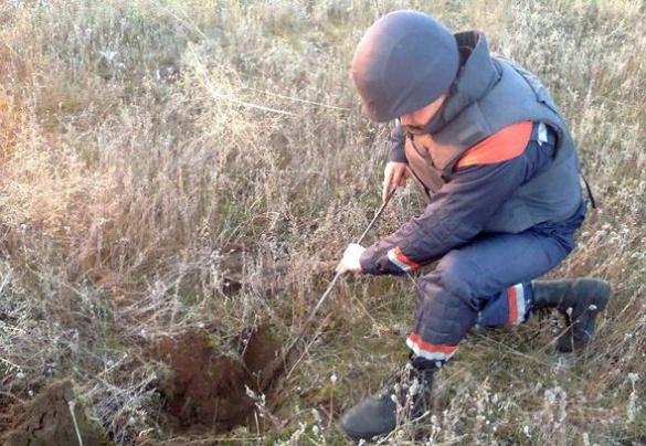 На Черкащині за добу виявили три небезпечні знахідки часів війни