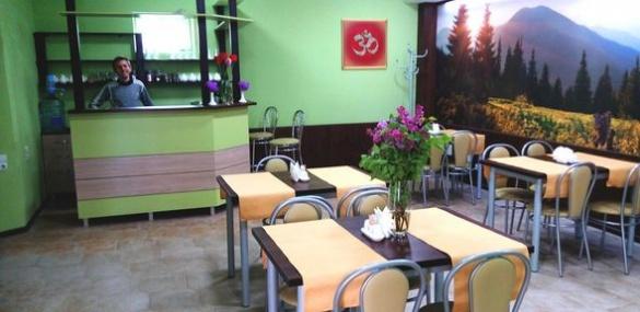 У Черкасах відкрилося перше кафе для веганів і вегетаріанців
