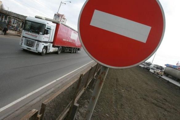 Вантажівки не зможуть їздити однією з вулиць Черкас