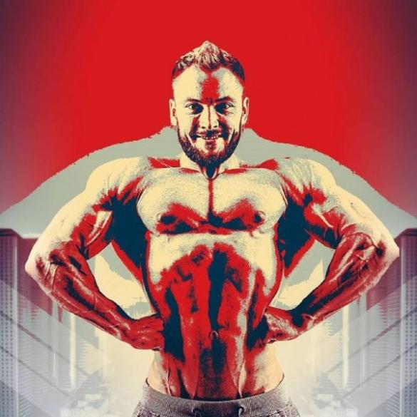 Про Черкаси дізналися в Іспанії завдяки м'язам і красивому тілу (ВІДЕО)