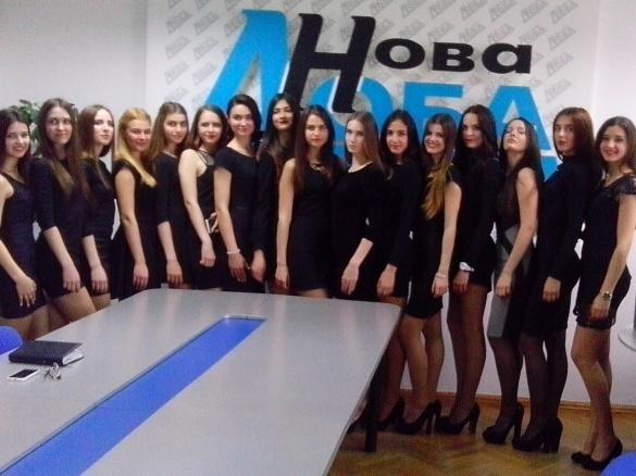 Як найкрасивіші черкаські студентки вражали інтелектом (ВІДЕО)
