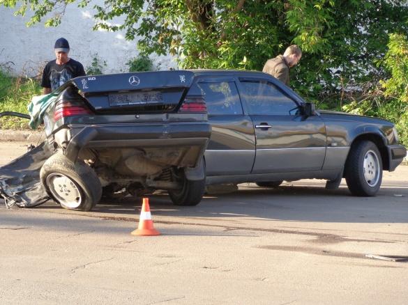 У поліції повідомили подробиці жахливої ДТП у Черкасах