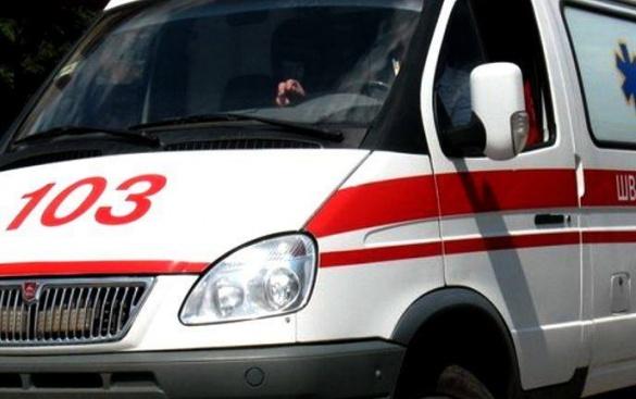 Патрульні врятували жінку, яка намагалася покінчити життя самогубством