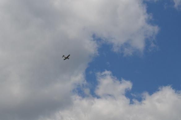 Над Черкасами пролетіло понад 30 літаків