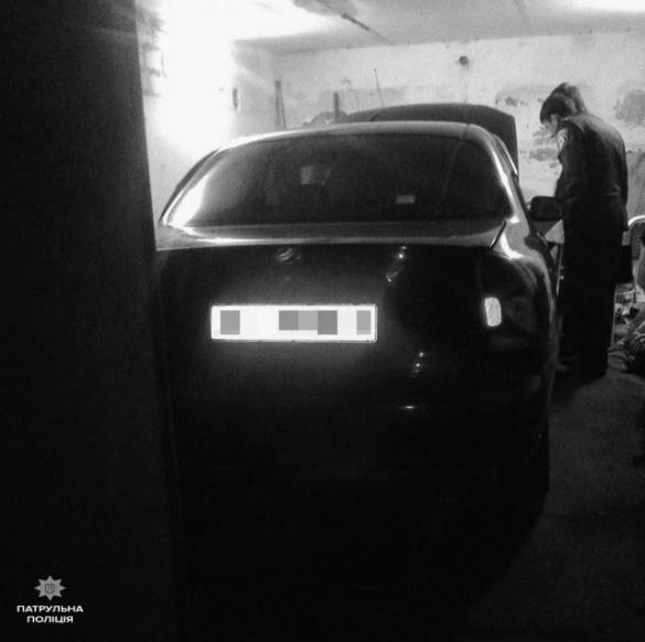 По гарячих слідах: черкащани самотужки розшукали вкрадене авто