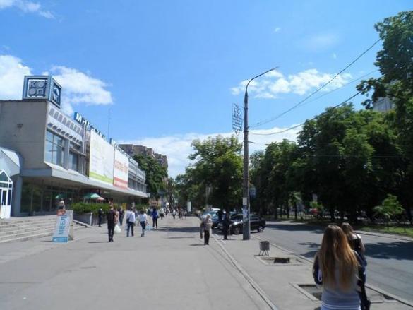 Комуністичні символи в центрі Черкас роками нікого не насторожують