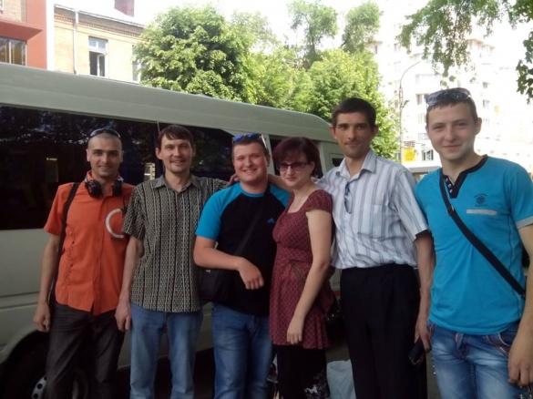 Майбутніх черкаських водіїв тролейбусів навчатимуть у Києві