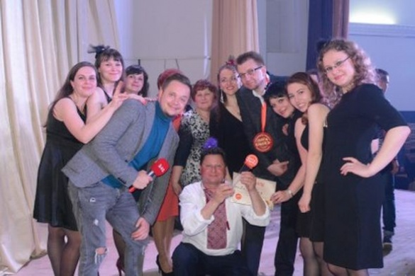Золотоніський конкурс гумору прославився на всю Україну