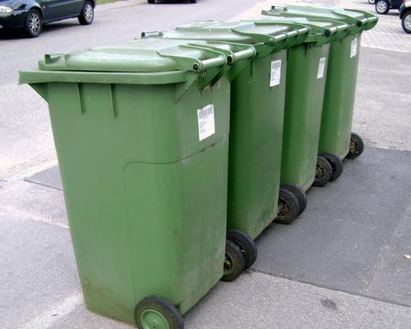 Придніпровський район у Черкасах забезпечать сміттєвими контейнерами
