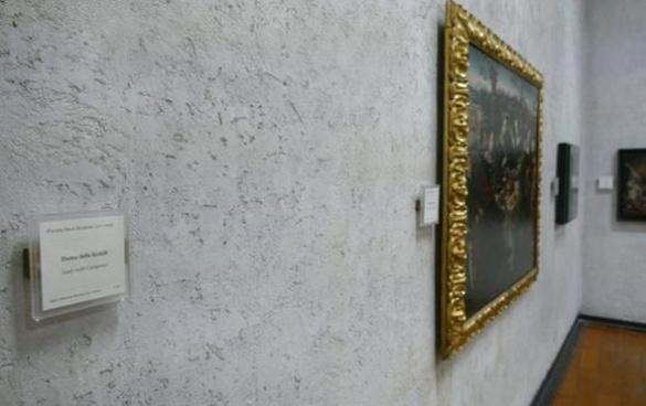 Із музею на Черкащині викрали картини відомого українського художника