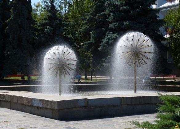 Незабаром Черкаси стануть містом фонтанів (ВІДЕО)
