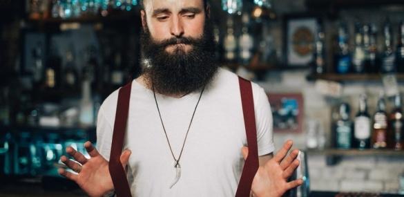 Бородатий мейнстрим у Черкасах: чоловіки розповіли, звідки така любов до бороди