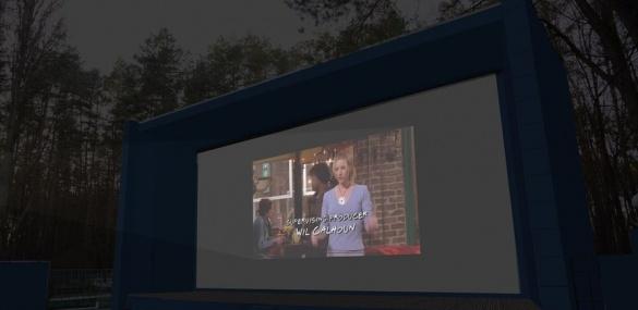 У Черкасах просто неба вже можна дивитися фільми