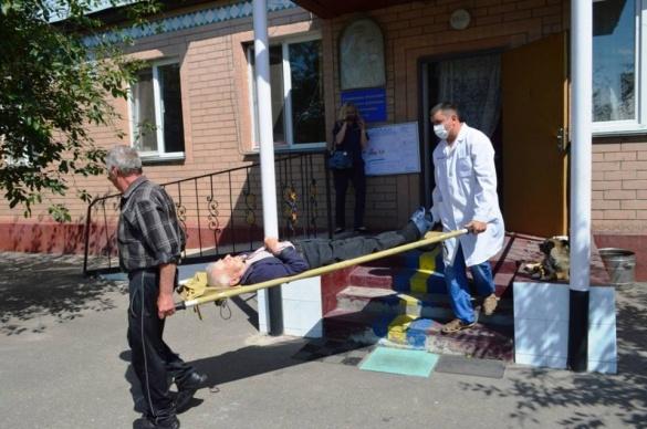 Черкаські рятувальники відреагували на страшну пожежу у київському будинку для літніх