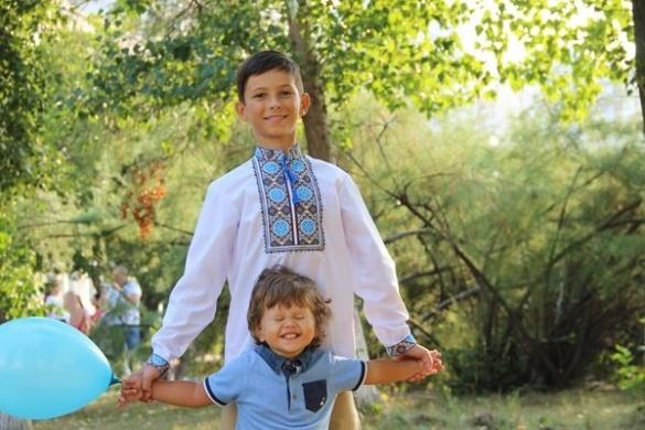 Face of the day - Діма та Гордій Сакало