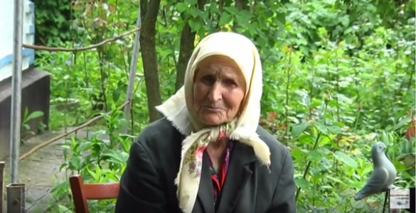 На Черкащині старенька бабуся опинилися