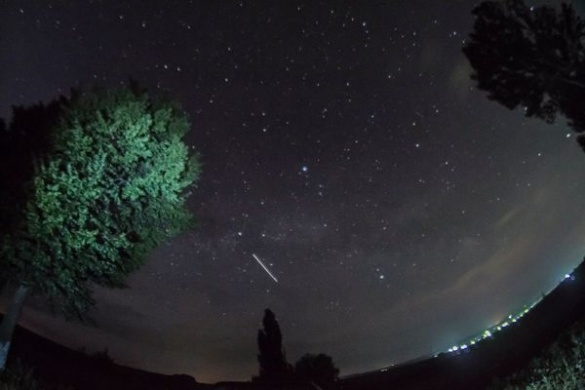 Черкащанин яскраво продемонстрував неймовірне зоряне небо (ФОТО)